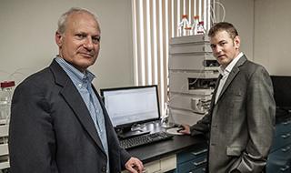 PharmaForensics Company Founders